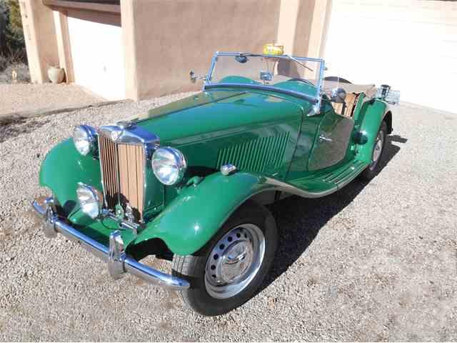 1952 MG TD | 977824