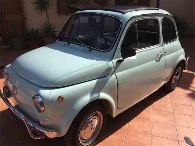 1971 Fiat 500L | 977825