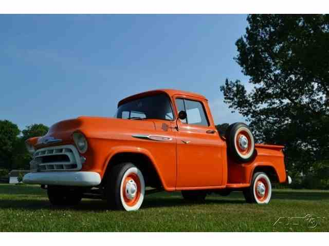 1957 Chevrolet 3100 Step Side Pickup | 970783