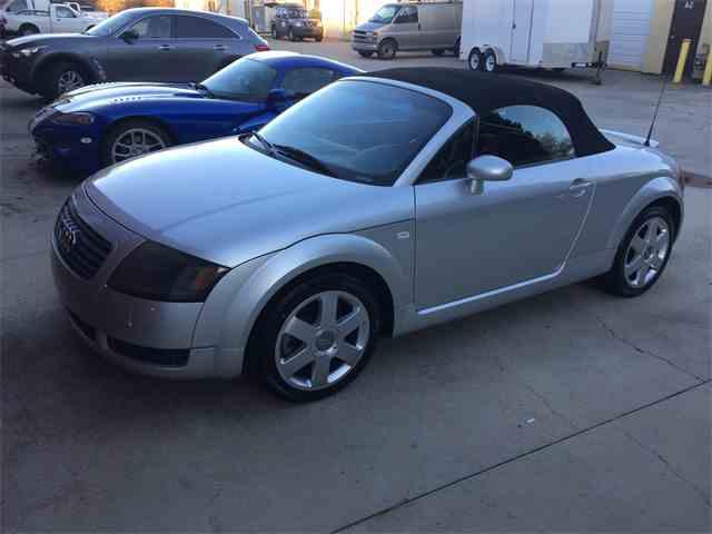 2001 Audi TT | 977832