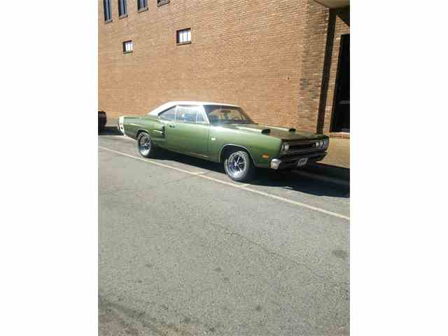 1969 Dodge  Coronet Super Bee | 977838