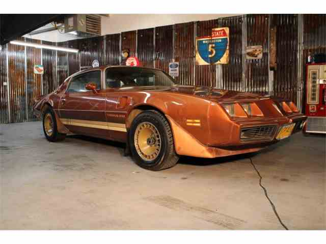 1980 Pontiac Firebird Trans Am | 977843