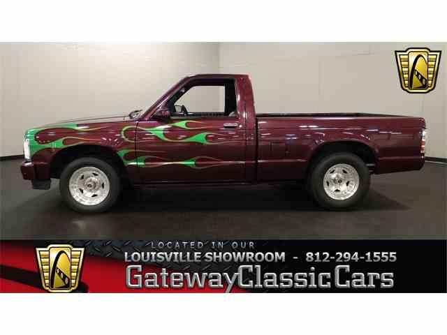 1987 Chevrolet S10 | 977845