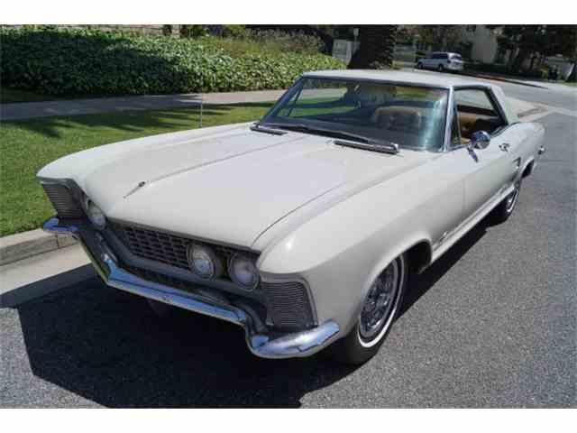 1963 Buick Riviera | 977846