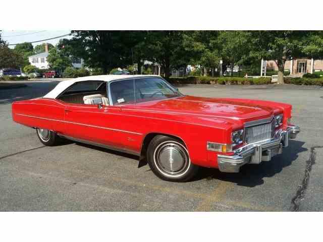 1974 Cadillac Eldorado | 977847