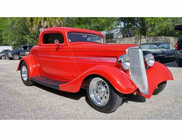1933 Ford 3-Window Coupe | 977851