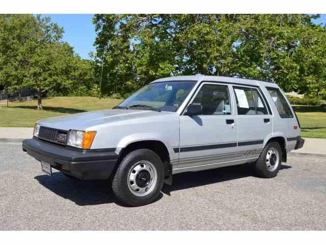 1985 Toyota Tercel | 977852