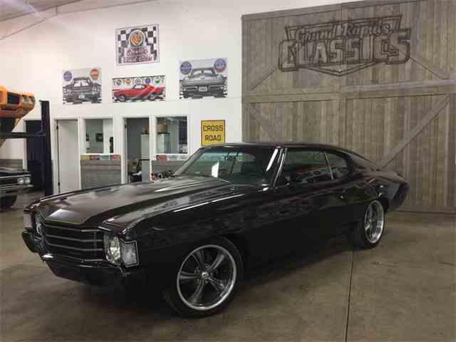 1972 Chevrolet Chevelle | 977853