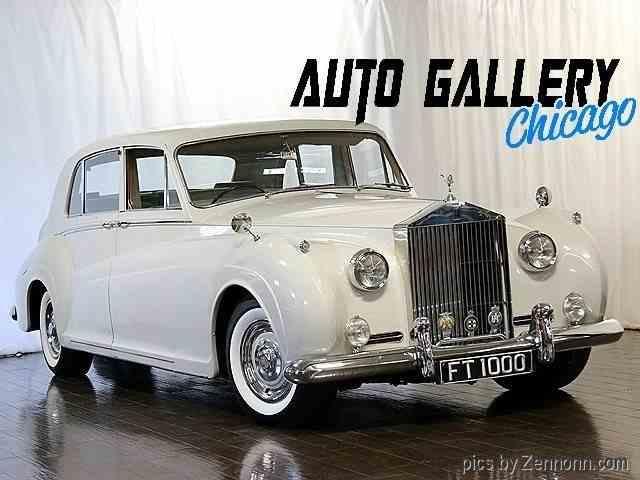1962 Rolls-Royce Phantom V James Young   977857