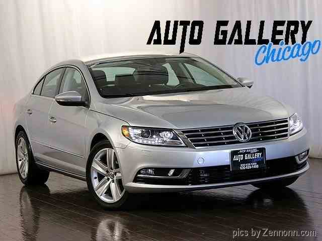 2013 Volkswagen CC | 977858