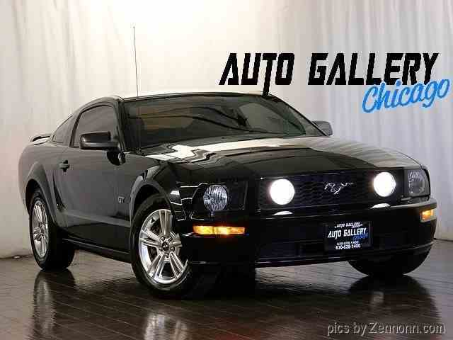 2007 Ford Mustang | 977859