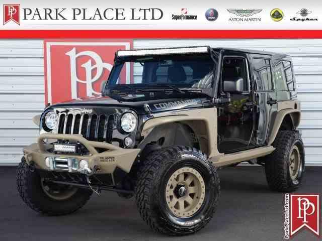 2016 Jeep Wrangler   977871