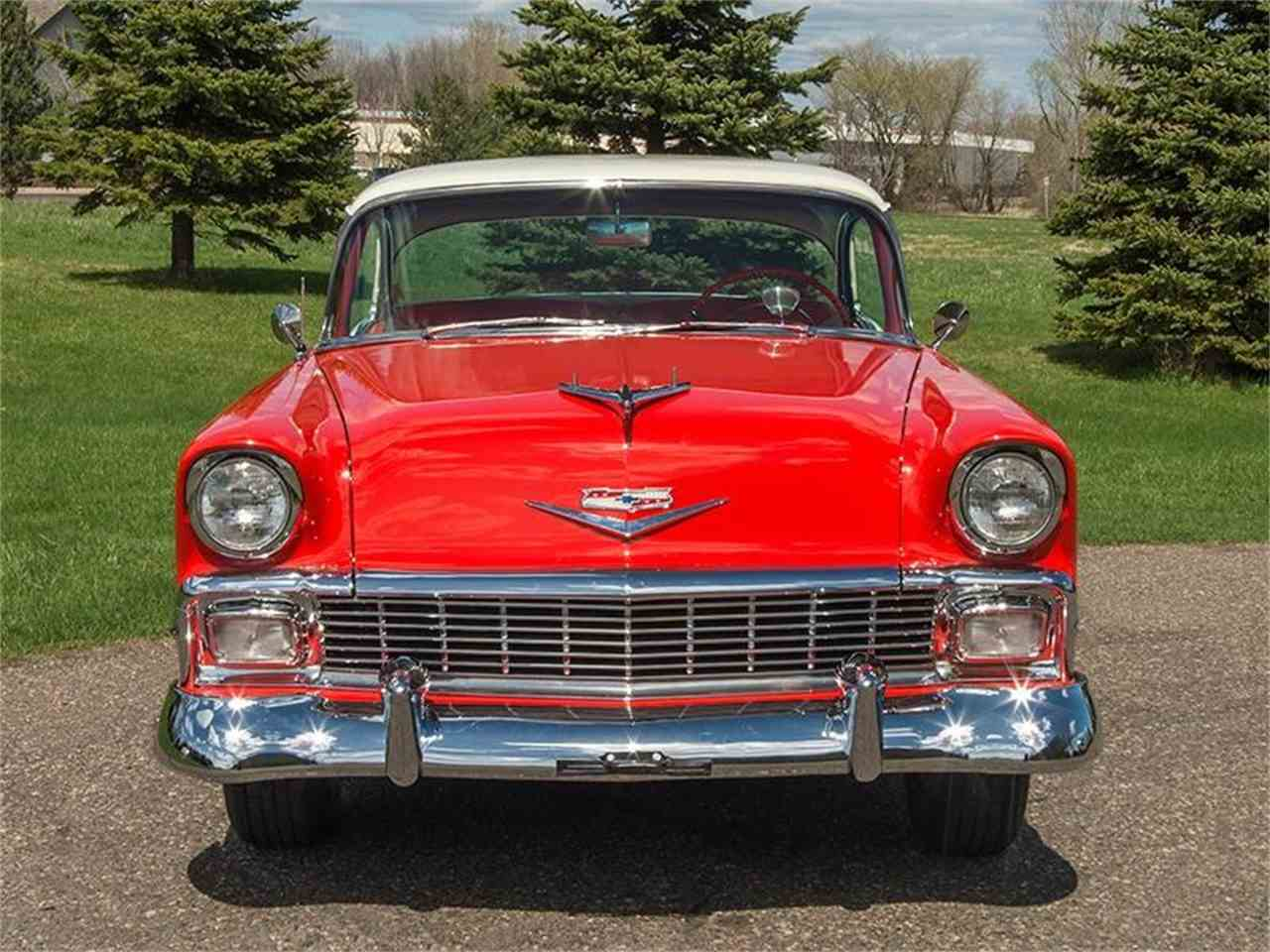1956 chevrolet bel air for sale classic car liquidators - 1956 Chevrolet Bel Air For Sale Cc 977874