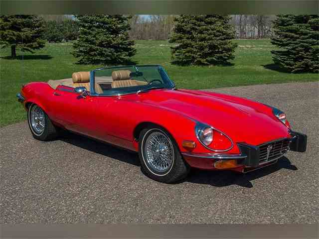 1974 Jaguar E-Type | 977875