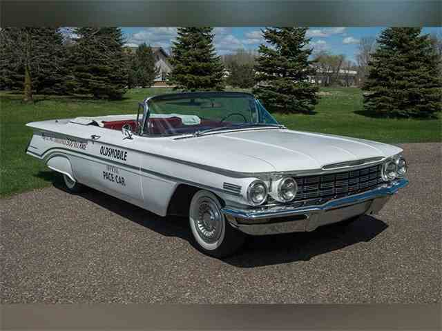 1960 Oldsmobile Dynamic 88 | 977876