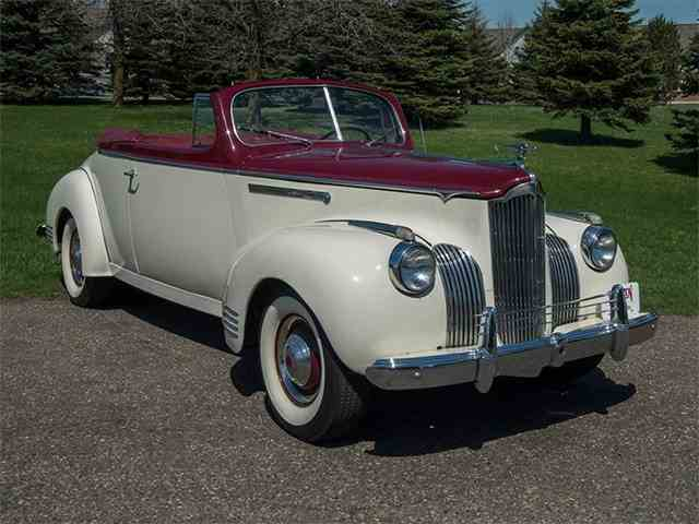 1941 Packard 110 Convertible | 977877