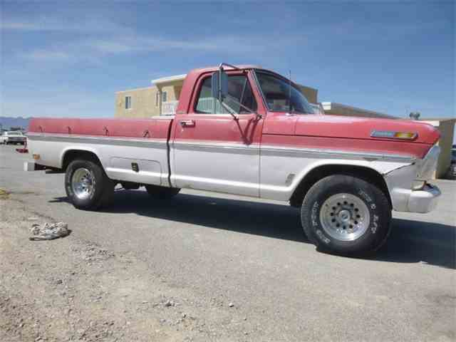 1970 Ford F100 | 977881