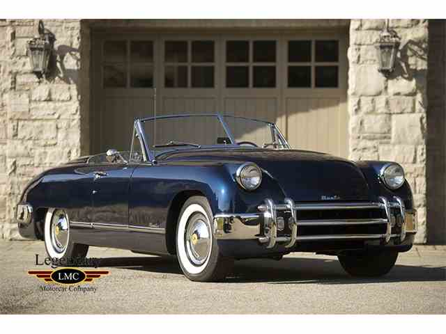 Picture of '53 Roadster - KYJE