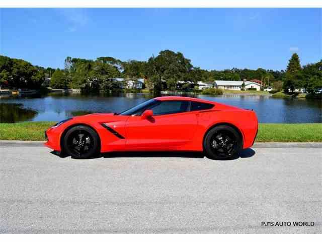 2015 Chevrolet Corvette | 977886