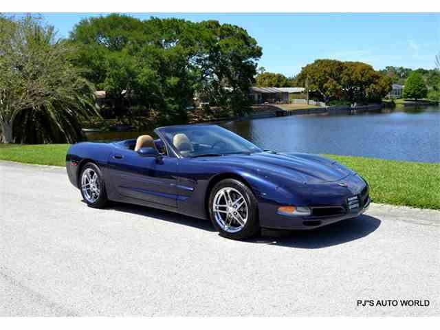 2000 Chevrolet Corvette | 977887