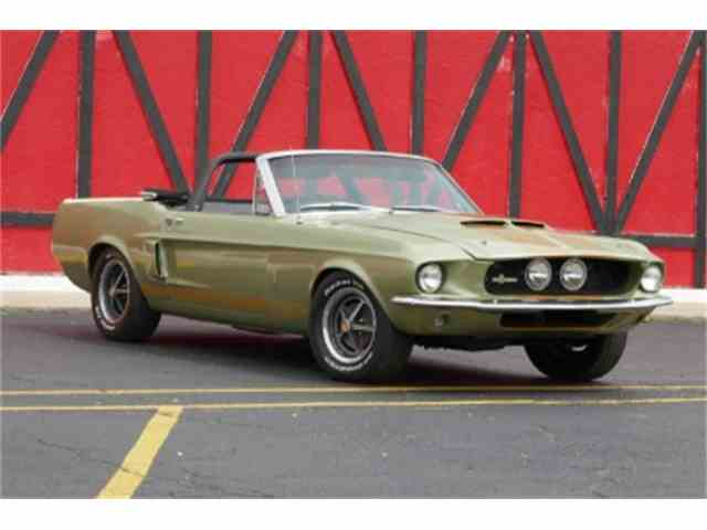 1967 Ford Mustang | 977888