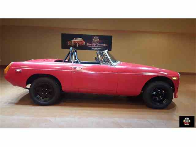 Picture of '77 MGB - KYJL