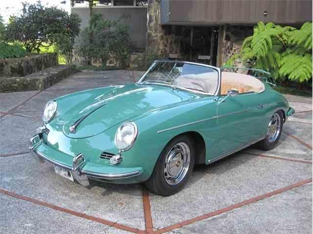 1961 Porsche 356B   970789