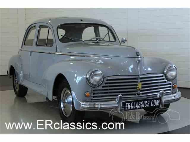 1950 Peugeot 203 | 977897