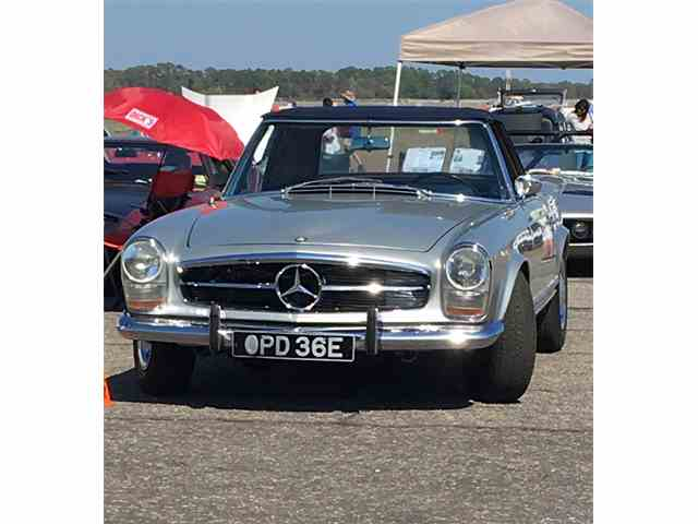 1967 Mercedes-Benz 250SL | 977913
