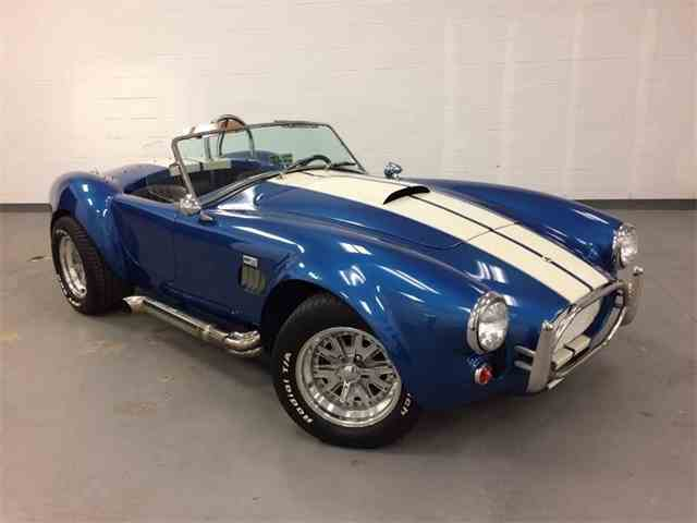 1965 shelby cobra for sale on classiccars     61 available