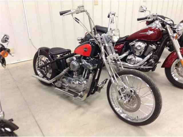 2001 Harley-Davidson Springer Bobber | 977929