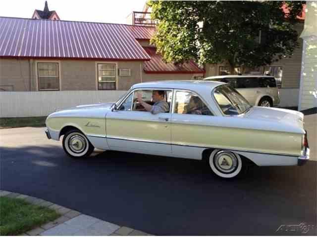 1962 Ford Falcon 2-Door Hardtop | 970793