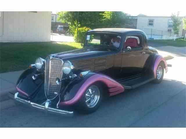 1934 Nash Street Rod | 977947