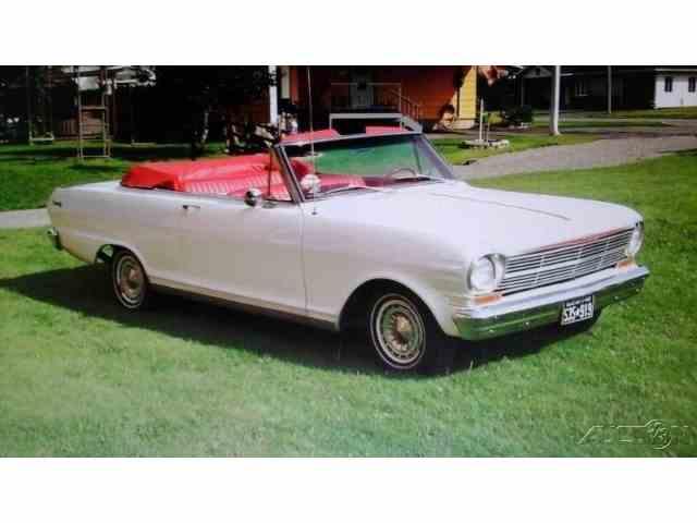 1962 Chevrolet Chevy II Nova Cabriolet | 970795