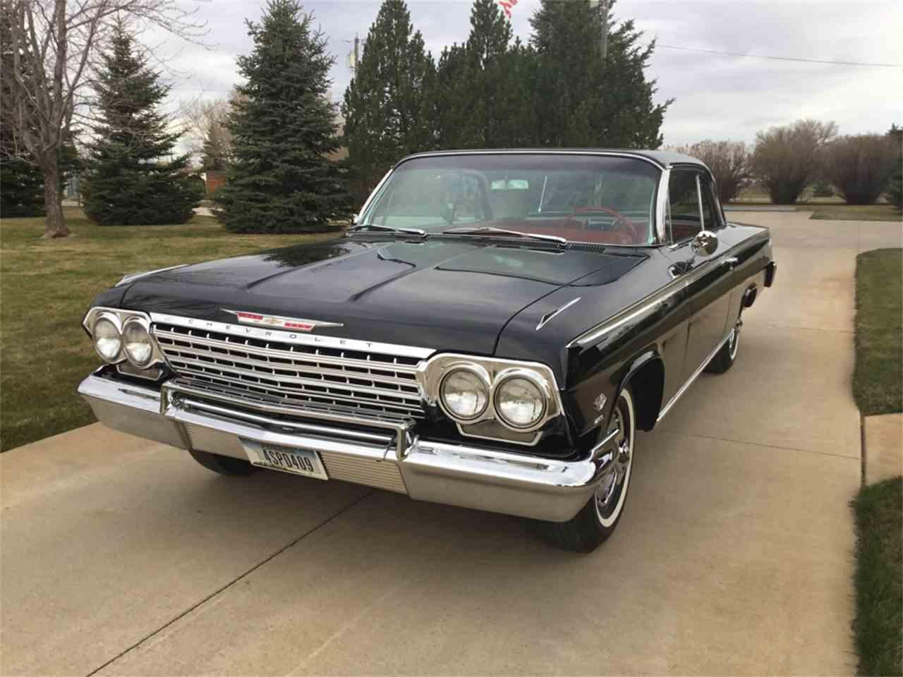 Impala 97 chevy impala : 1962 Chevrolet Impala SS for Sale | ClassicCars.com | CC-977957