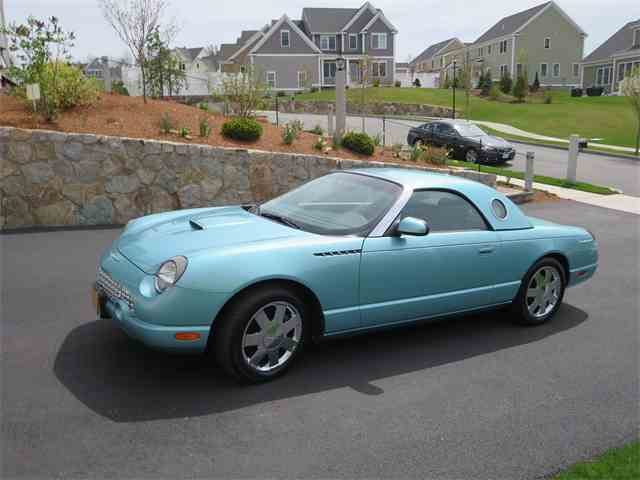 2002 Ford Thunderbird | 977958
