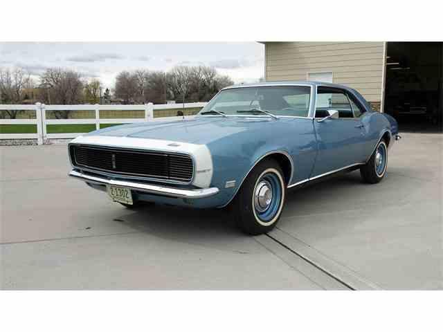 1968 Chevrolet Camaro | 977962