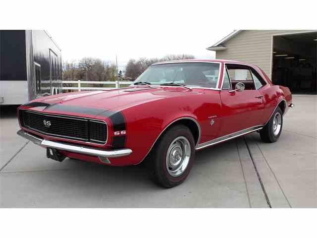 1967 Chevrolet Camaro SS | 977963