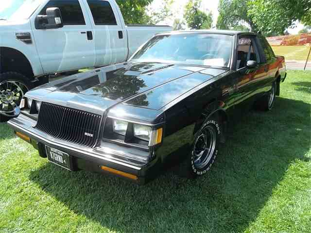 1987 Buick Grand National | 977966