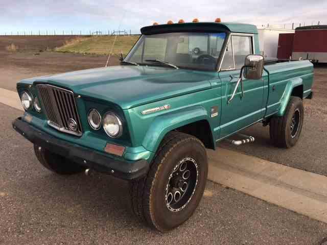 1969 Jeep Gladiator | 977973