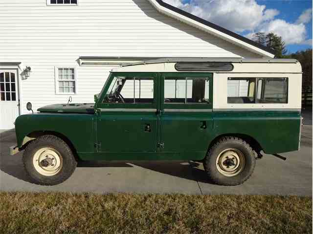 1966 Land Rover Series llA | 977976