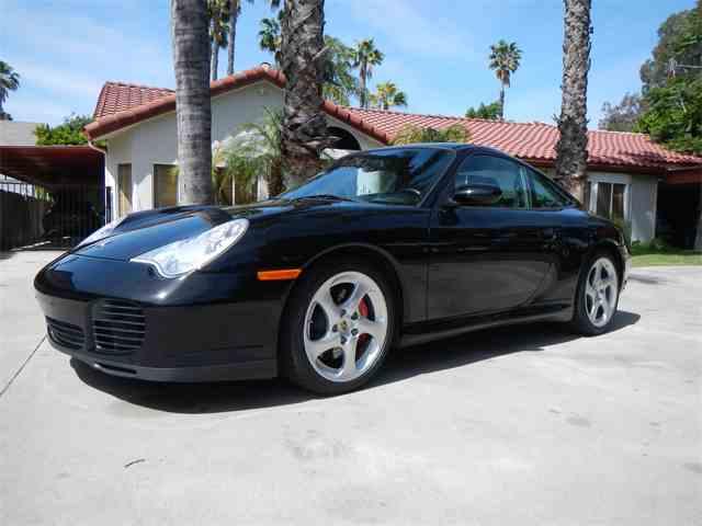 2005 Porsche C4S   977981