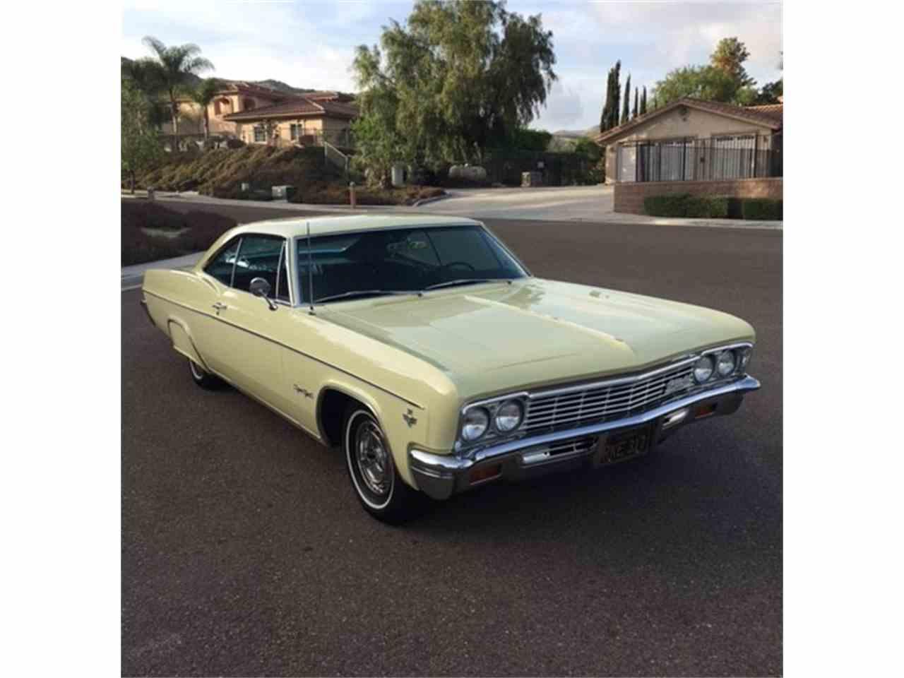 Impala 97 chevy impala : 1966 Chevrolet Impala SS for Sale | ClassicCars.com | CC-977995