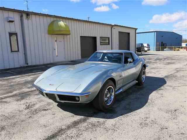 1969 Chevrolet Corvette | 977998