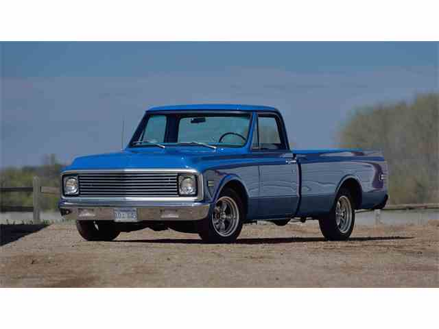 1972 Chevrolet C/K 10 | 978000
