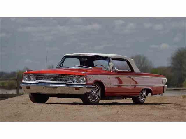 1963 Ford Galaxie 500 XL | 978006