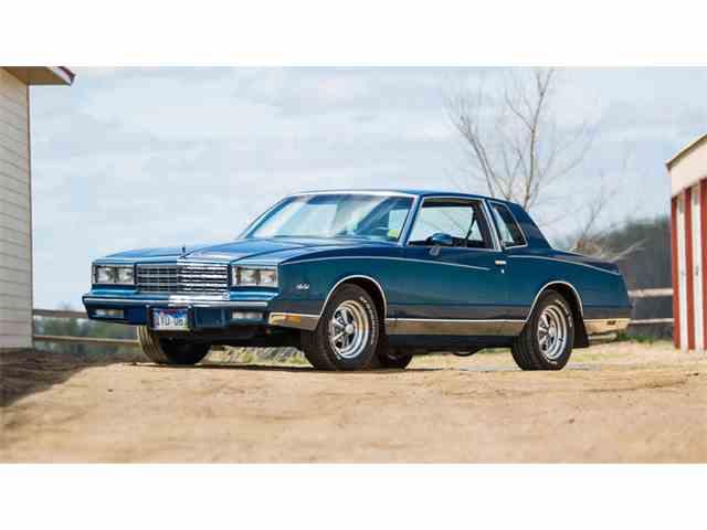 1981 Chevrolet Monte Carlo | 978013