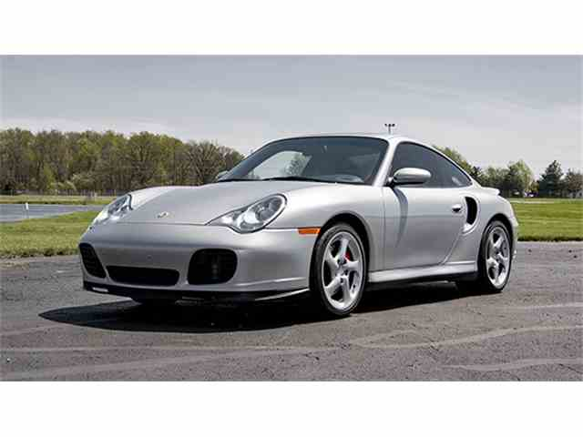 2001 Porsche 911 | 978018