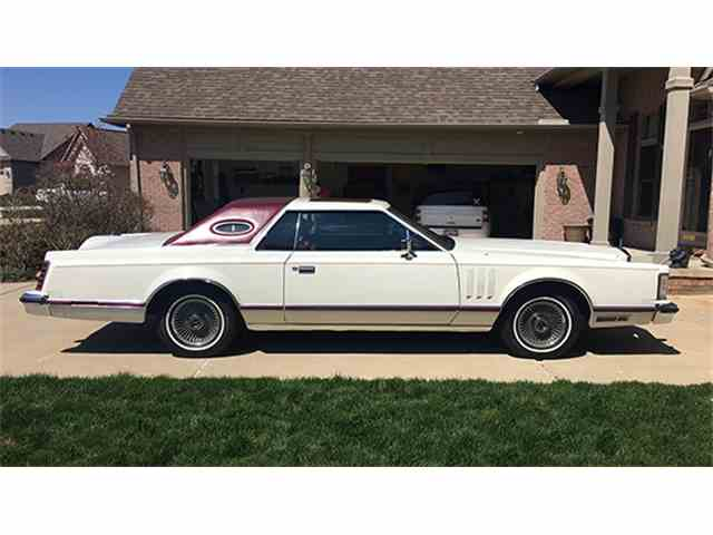 1977 Lincoln Continental Mark V | 978019