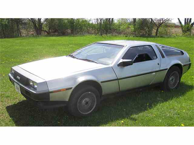 1981 DeLorean DMC-12 | 978020